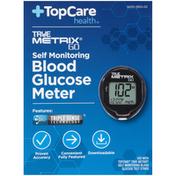 TopCare True Metrix Go, Self Monitoring Blood Glucose Meter