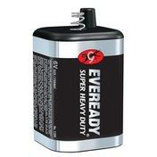 EVEREADY Super Heavy Duty 1209 6 Volt Spring Lantern Battery