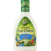 Wish-Bone Dressing, Blue Cheese, Chunky