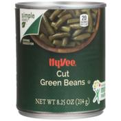Hy-Vee Cut Green Beans