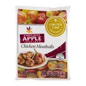 SB Honeycrisp Apple Inspired Chicken Meatball