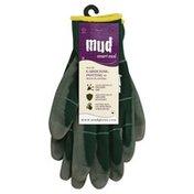Mud Gloves, Smart Mud, Cucumber, Medium