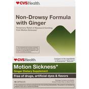 CVS Health Motion Sickness, Capsules