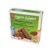President's Choice Organic Coconut Raspberry Crispy Quinoa Bar