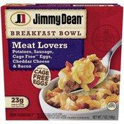 Jimmy Dean Meat Lovers Bowl