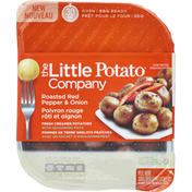 The Little Potato Potatoes, Fresh Creamer, Roasted Red Pepper & Onion