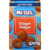 Mi del Ginger Snaps, Gluten Free, Swedish Style