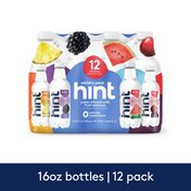 hint Flavored Water Blue Variety Pack