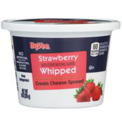 Hy-Vee Strawberry Whipped Cream Cheese Spread