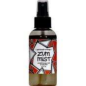 Zum Mist Aromatherapy Room & Body Mist, Patchouli-Orange