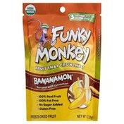 Funky Monkey Snacks Freeze-Dried Fruit, Bananamon