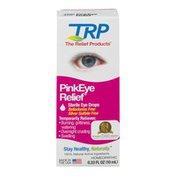 TRP Sterile Eye Drops Pink Eye Relief