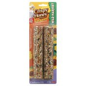 8in1 Treat Sticks, Cockatiel, Crispy Honey Flavor, Multi Pak