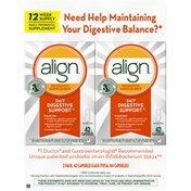 Align Probiotics, Probiotic Supplement for Daily Digestive Health