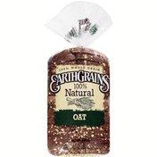 Earthgrains 100% Natural Oat Bread