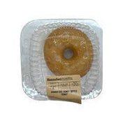 Hannaford SNG HRD Honey Dip Donut