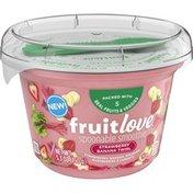 Fruit Love Strawberry Banana Twirl Spoonable Smoothie