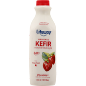 Lifeway Strawberry Original Kefir Cultured Whole Milk