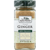 The Spice Hunter Ginger, Ground, 100% Organic