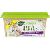 Marzetti Simple Harvest Dip Classic Garlic & Herb