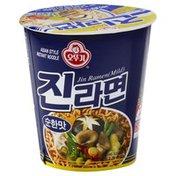 Ottogi Noodle, Instant, Asian Style, Jin Ramen (Mild)