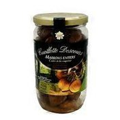 Cueillette Descours Natural Whole Steamed French Ardeche Chestnuts