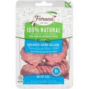 Fiorucci Uncured Hard Salami