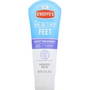 O'Keeffe's Foot Cream, Night Treatment