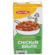 Valu Time Chicken Broth