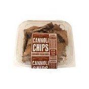 Golden Cannoli Cinnamon Sugar Cannoli Chips