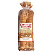 Country Hearth Bread, Split Top, Wheat