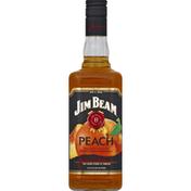 Jim Beam Bourbon Whiskey Peach
