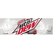 Mountain Dew Diet  Code Red Cherry Soda