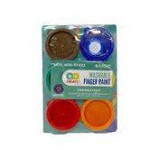 Go Create Non-Toxic Washable Finger Paint