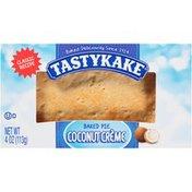 Tastykake Coconut Crème Baked Pie