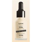 NYX Professional Makeup Drop Primer, Total Control, Primer/Base