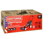Craftsman Self-Propelled Mower, Front-Wheel Drive, 21 Inch