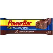 PowerBar Chocolate Crisp Protein Bar