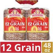 Brownberry Whole Grains 12 Grain Bread