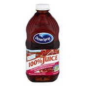 Ocean Spray 100% Cranberry, Pomegranate & Cherry Juice