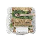 The Fresh Market Smoked Turkey & Swiss Sandwich