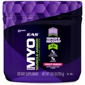 EAS Muscle Armor Fruit Punch EAS Myoplex Muscle Armor Dietary Supplement Fruit Punch Powder Powder Pack
