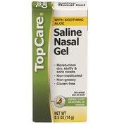 TopCare Saline Nasal Gel With Soothing Aloe