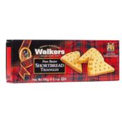 Walkers Shortbread Pure Butter, Shortbread Triangles