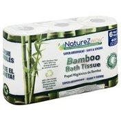 Nature Zway Bamboo Bath Tissue, 2-Ply