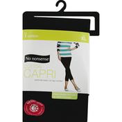 No nonsense Leggings, Cotton Capri, Size XL