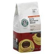 Starbucks Coffee, Ground, Mild, Daily Horizons Blend