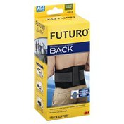 Futuro Back Support, Deluxe, Moderate Support, Adjust to Fit