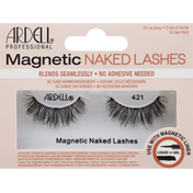 Ardell Naked Lashes, Magnetic, 421