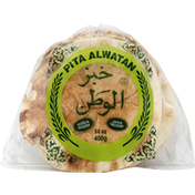 Pita Alwatan Pita Bread, Alwatan White